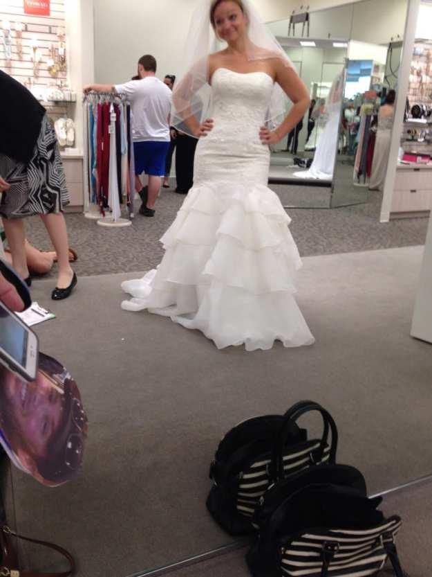 Angie Away Destination Wedding Dress