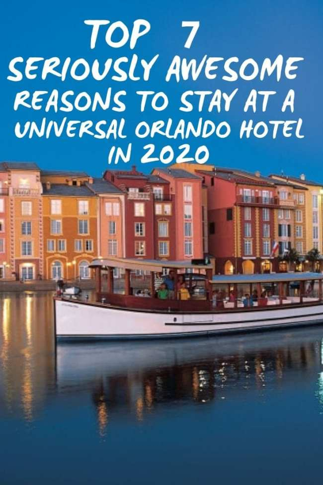 Looking for things to do and ideas on where to stay at Universal Orlando Resort? I've got tips for you! There are so many benefits to staying on Universal Orlando property. Start planning your vacation today with these tips and secrets to staying onsite, including early park admission and free fast passes. #UniversalOrlando #Themeparks