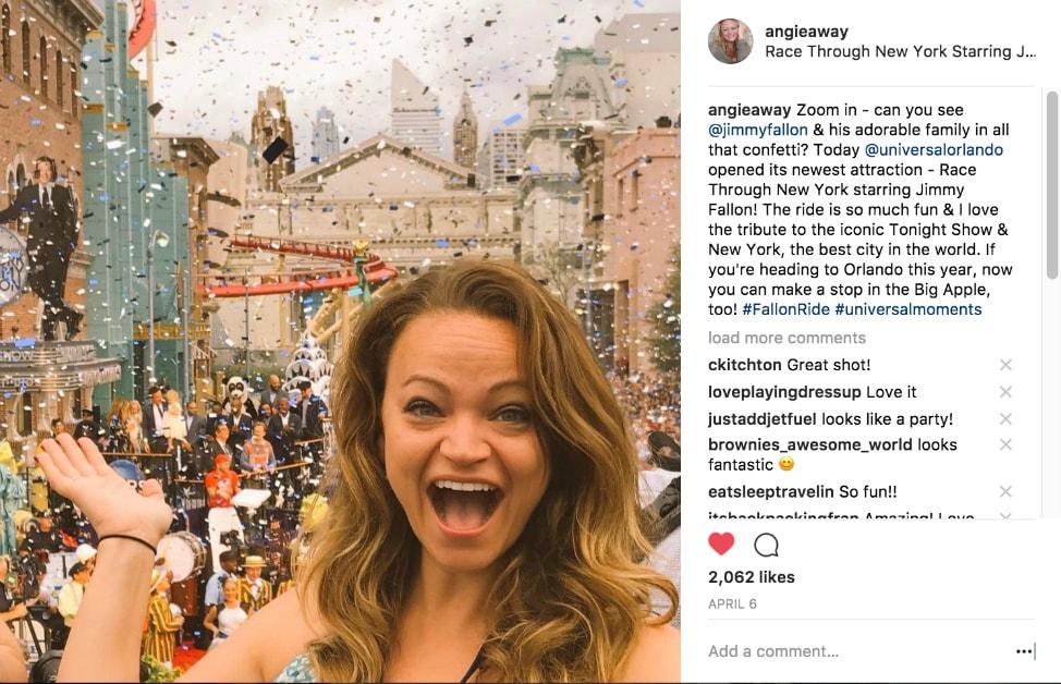 Race Through New York Starring Jimmy Fallon - Grand Opening - Universal Orlando Resort