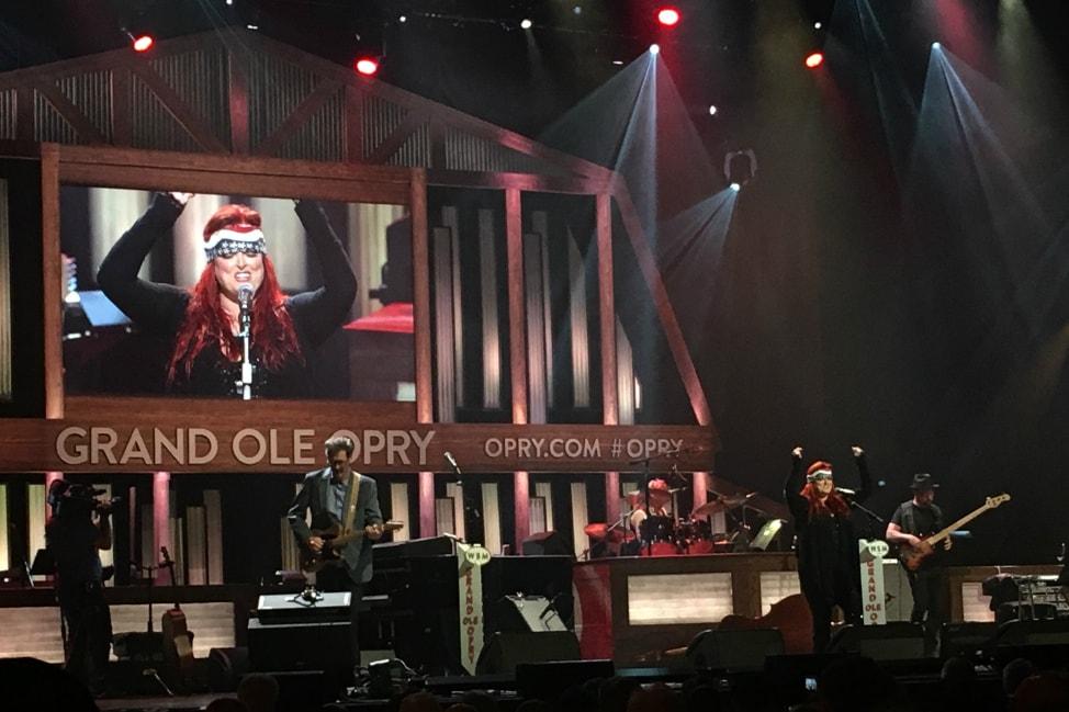 Grand Ole Opry - Angie Away - Wynonna Judd