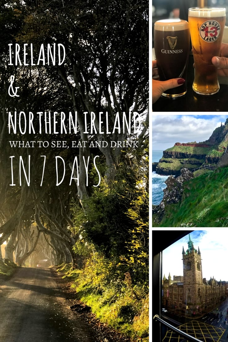 Ready to travel to Ireland? Take a road trip, check out the gorgeous landscape and read all about the things to do on your next Irish vacation! #Ireland #Travel #Vacation #Photography