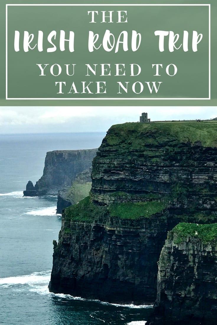 Planning an Irish Road Trip