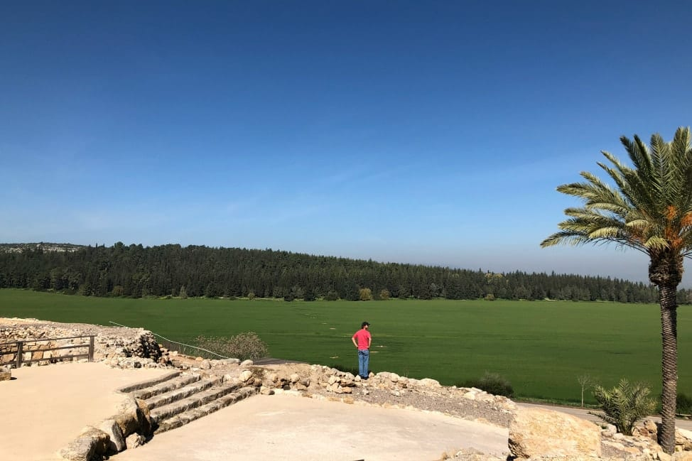 Biblical sites in Israel - Using the Bible as your Guidebook