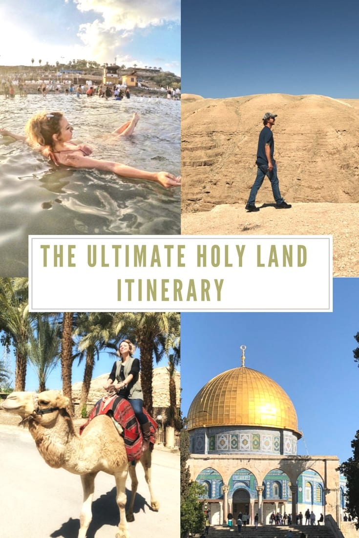 Ready to travel to Israel? Check out these tips on visiting the Holy Land, including what to wear in Israel, see you there! #Travel #Israel #Whattowear