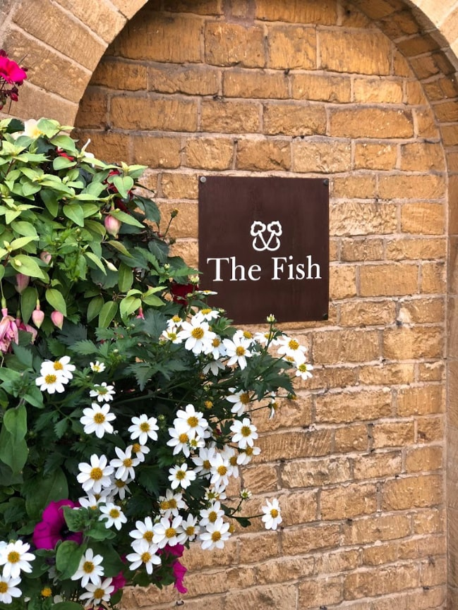The Fish Hotel Review - Cotswolds Guide