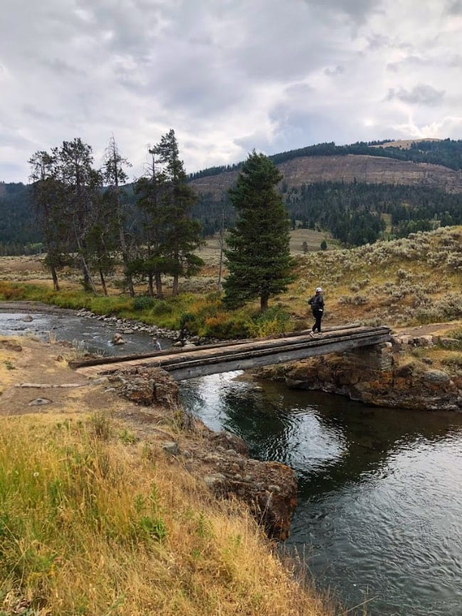 Montana Road Trip Yellowstone lamar valley