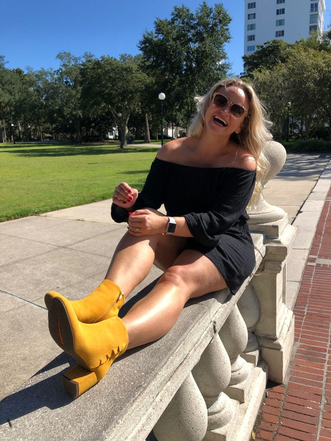 Angie Away in Jacksonville