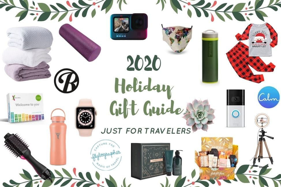 2020 Travel Gift Guide and Giveaway