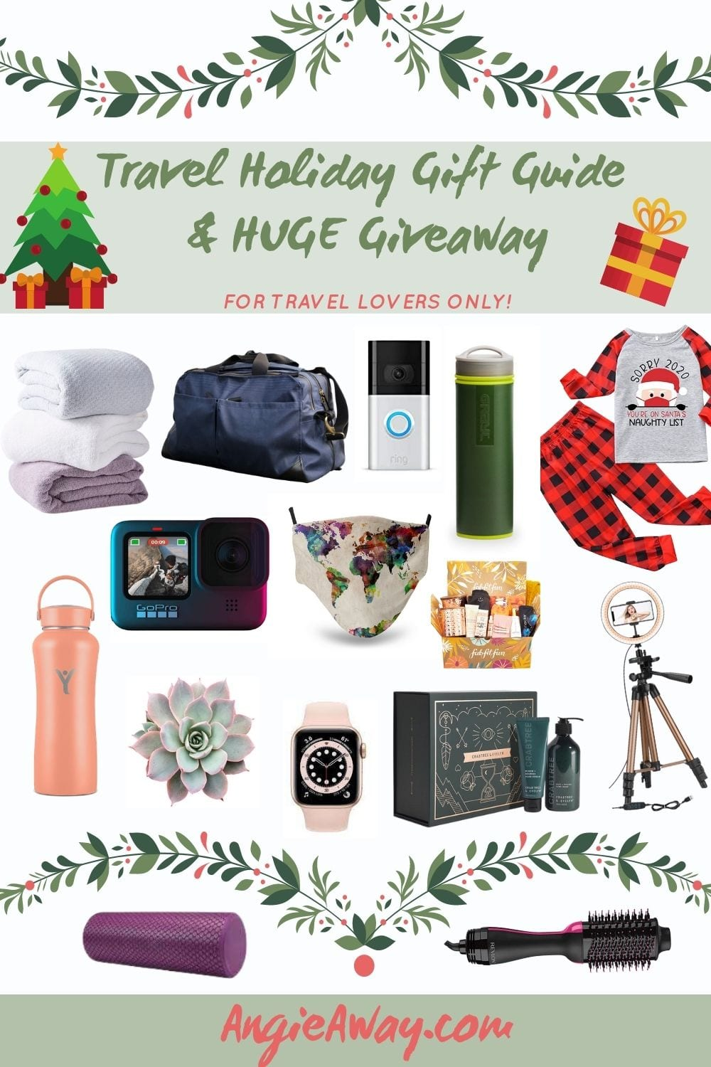 2020 Holiday Travel Gift Guide