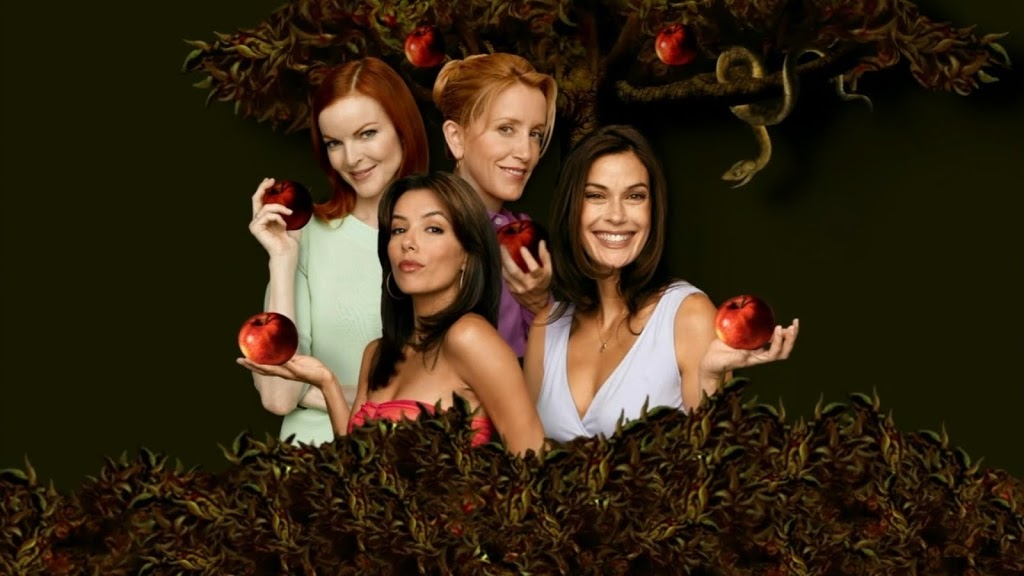 Desperate Housewives, la série de Fairview