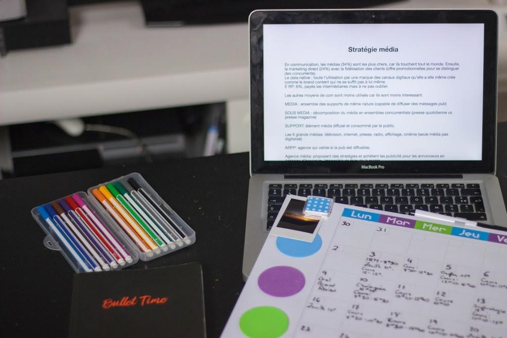 La rentrée scolaire et du blog