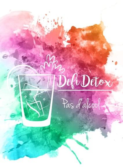 Detox : une période sans alcool.