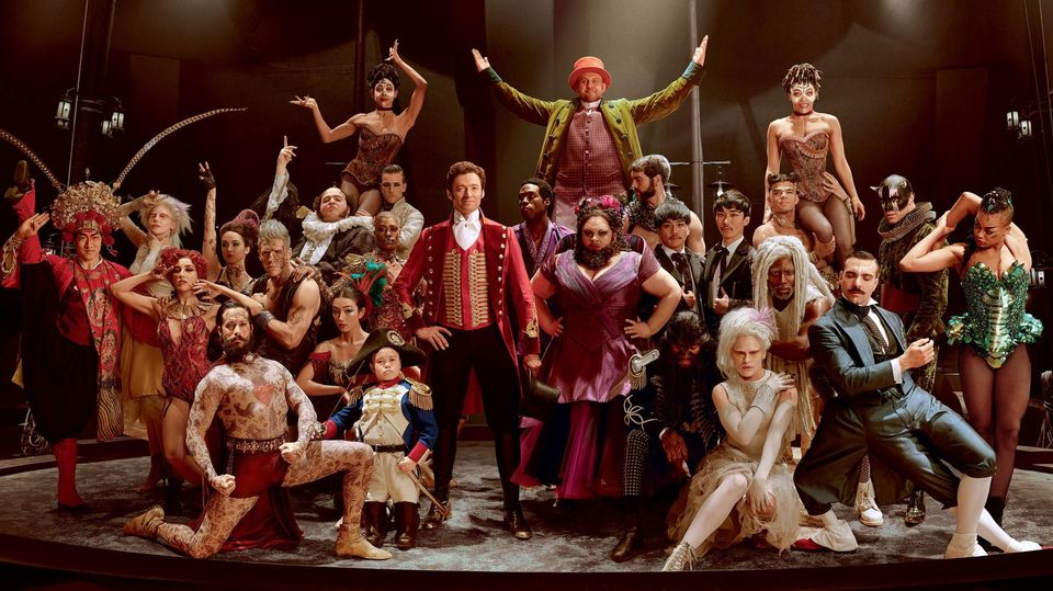 5 bonnes raisons de voir The Greatest Showman !