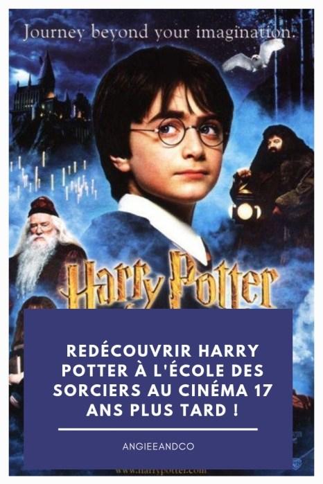 Epingle Pinterest pour mon article sur Harry Potter à l'école des sorciers