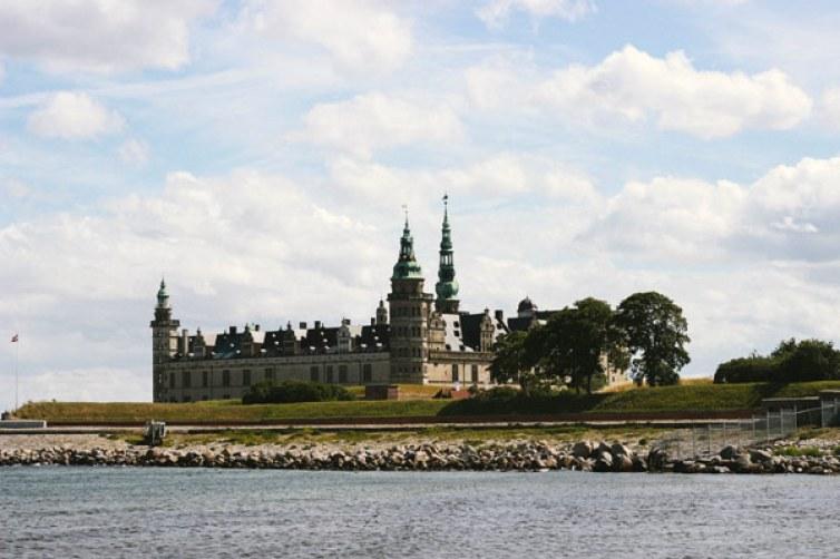 Le château de Kronborg