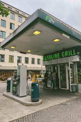 Gasoline à Copenhague