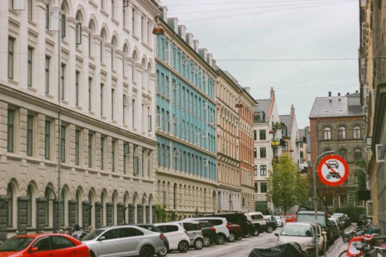 Grandes allées de Copenhague