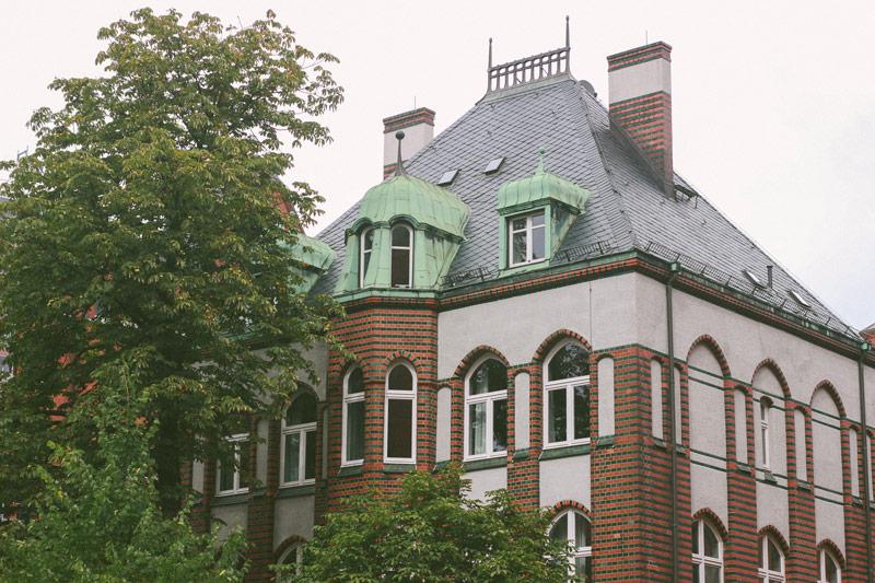 Speicherstadt d'Hambourg