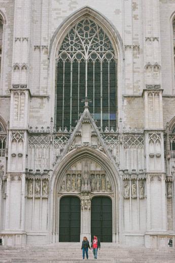 Cathédrale des Sts Michel et Gudule de Bruxelles
