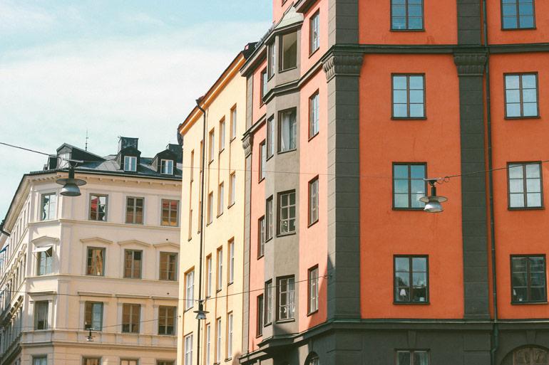 Les couleurs de Stockholm