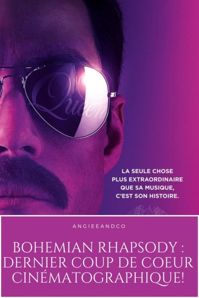 Epingle Pinterest pour mon article sur Bohemian Rhapsody