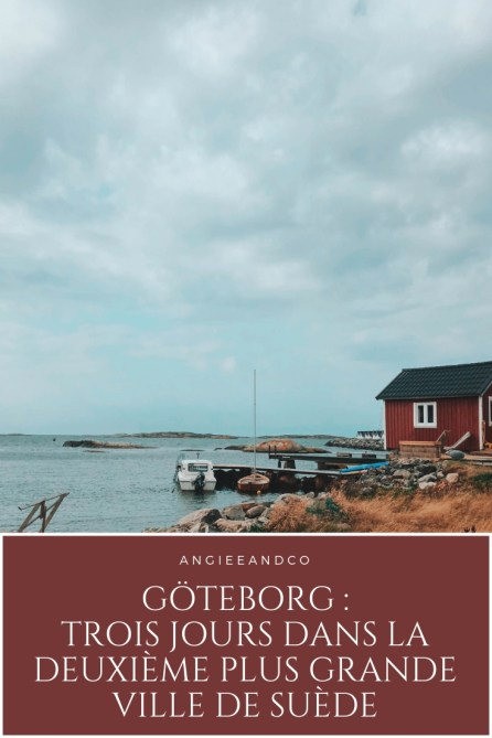 Epingle Pinterest pour mon article sur Göteborg