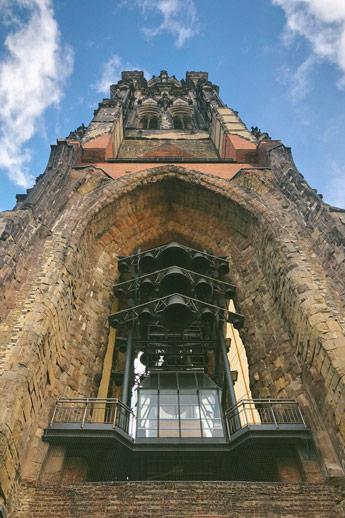 Eglise d'Hambourg