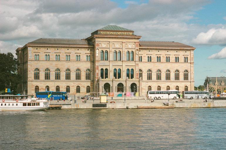Musée National de Stockholm