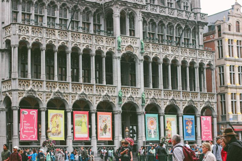 Le musée de la ville de Bruxelles