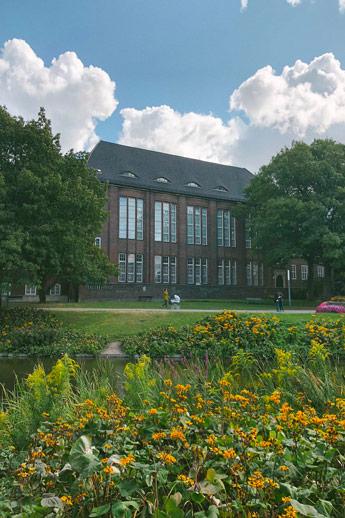 Le parc de Saint Pauli