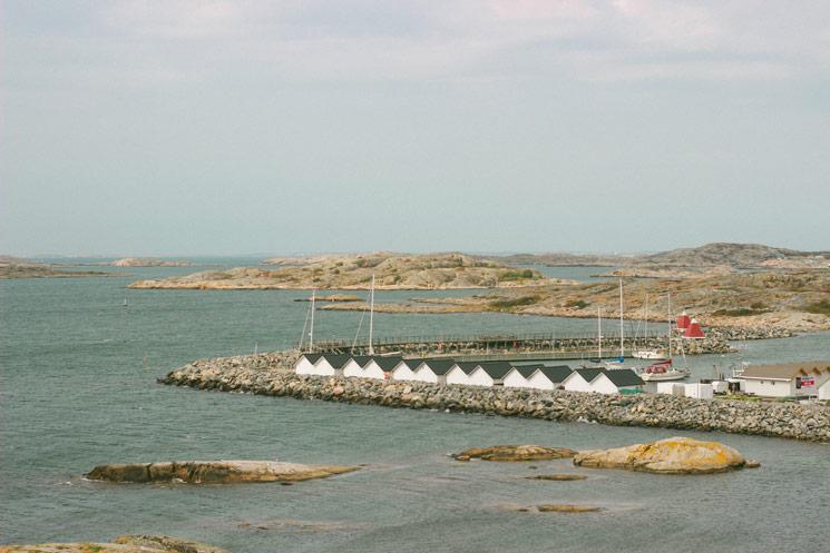Le port de Vrångö