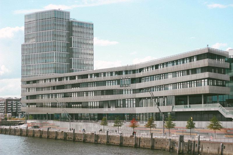 Hambourg et son quartier Baakenhafen