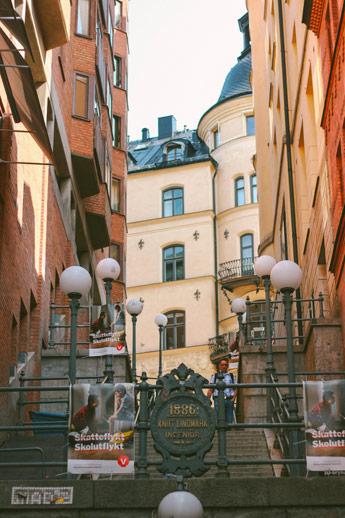 Architecture de Stockholm