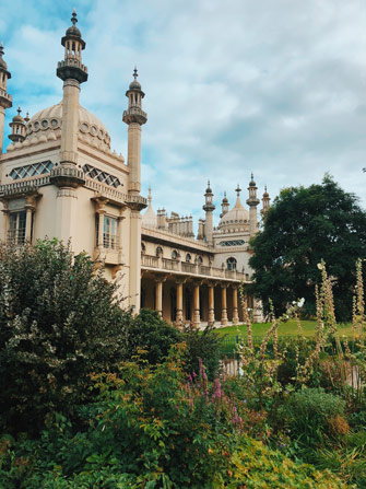 Royal Pavillon de Brighton