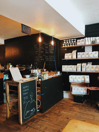 The Horsham Coffee Shop à Brighton