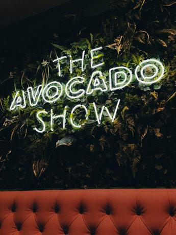The Avocado Show à Amsterdam