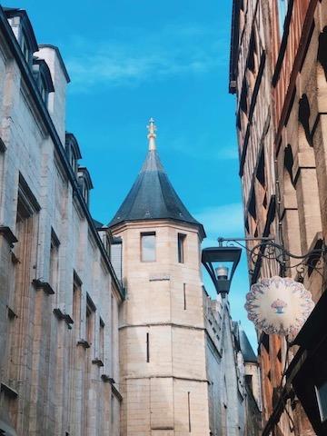 Rue Saint Romain à Rouen
