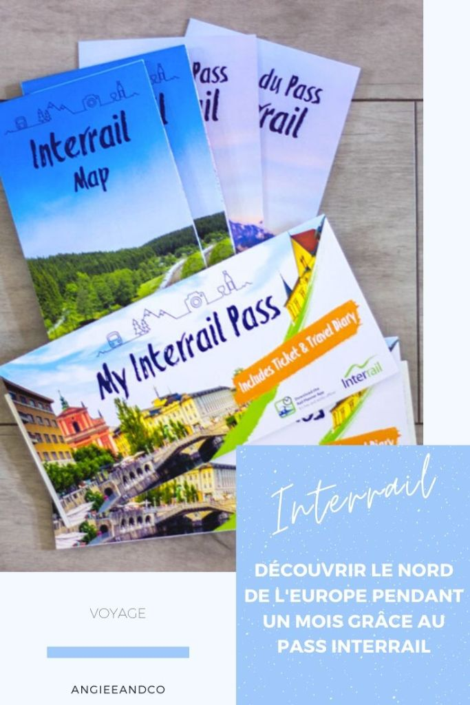 Partez à l'aventure de l'Europe avec le Pass Interrail