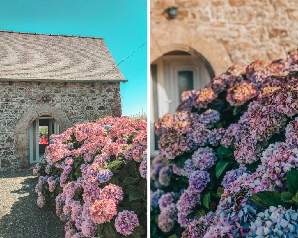 La maison d'Alice, notre airbnb dans les Côtes d'Armor
