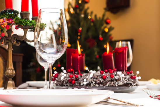 Set up christmas table & Set up christmas table \u2013 Angie Greaves