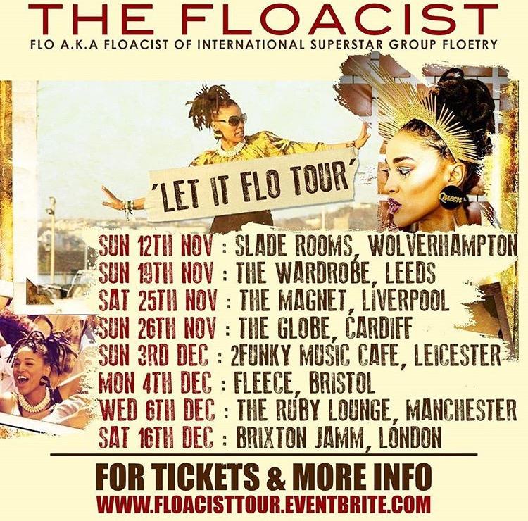Let It Flo Tour