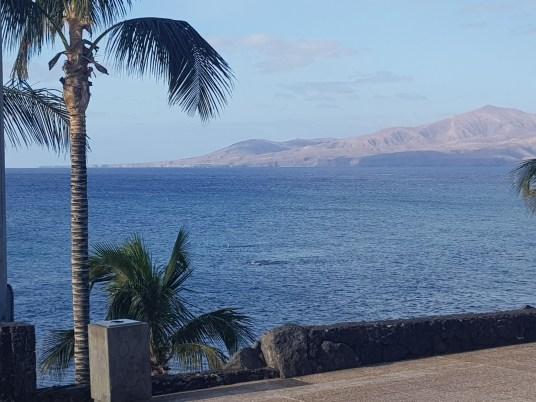 Lanzarote Island View