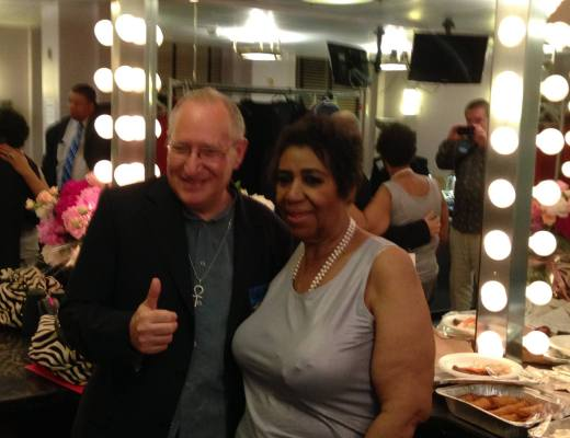 Aretha and David Nathan