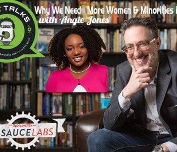 Why We Need More Women & Minorities in Tech