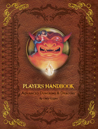 Image of the D&D PHB Premium Reprint