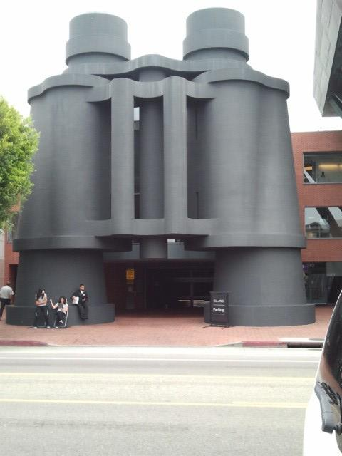 Photo of entrance to Google L.A.