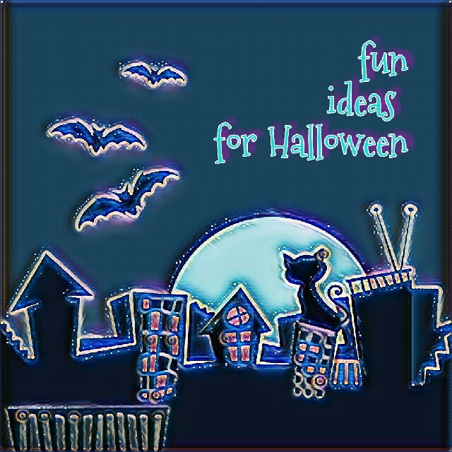 Fun Halloween ideas