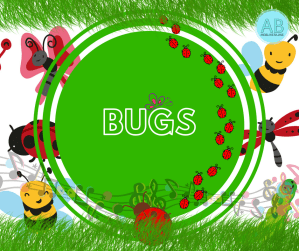 Bugs, insects. Songs, stories and cartoons for kids