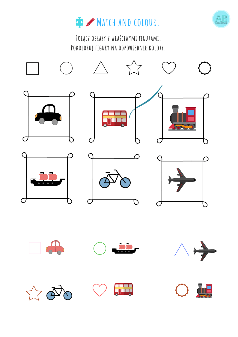 Free Transport printables