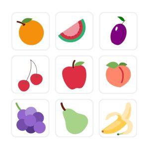 Fruit Owoce